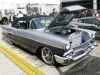Restored Classic Chevy with Corvette Engine