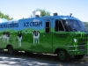 The Ben and Jerry's Bus in Waterbury, VT