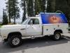 royal flush honey wagon truck