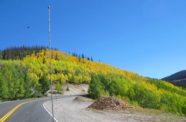 Slumgullion Pass Fall Colors
