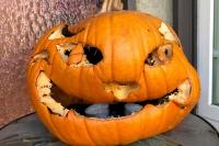 2020 Halloween Jack-o-Lantern