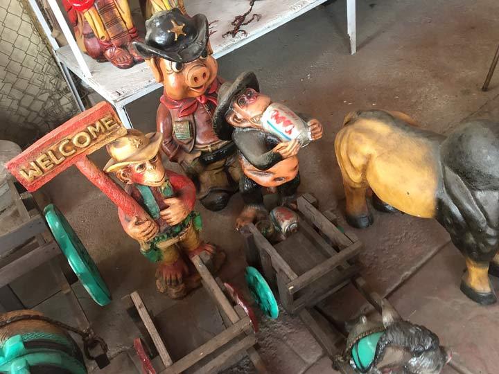 Los Algadones, Mexico Street Market
