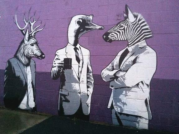 Nashville Mural Art