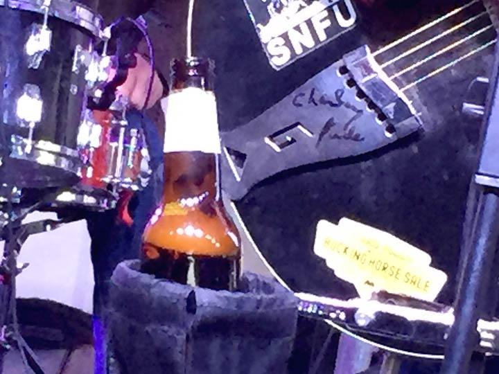 Corb Lund's Guitar , Casper Wyoming