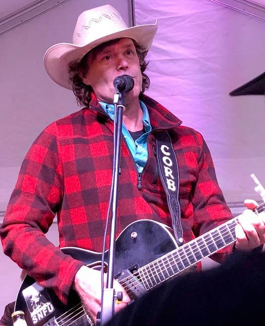 Corb Lund, Casper Wyoming