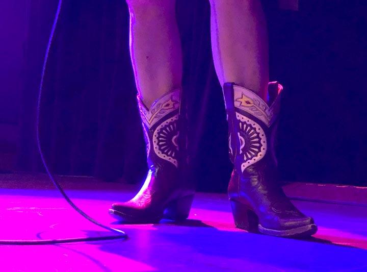 Exene's Boots