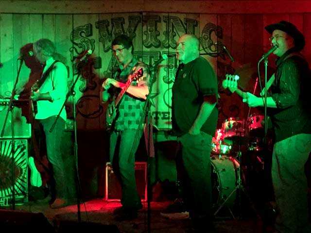 Swing Station Dead Cover Band