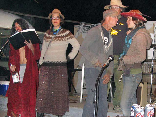 Slab City Range Live Theatre Group
