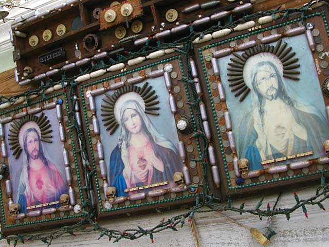 Slab City East Jesus Container Charley Art