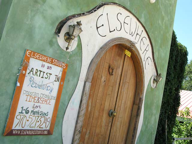 Elsewhere Artist Collective Paonia Colorado