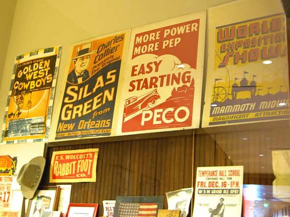 Hatch Show Print Letterpress Posters