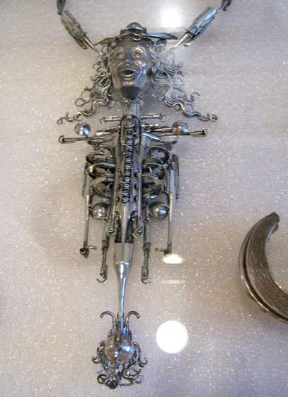 Metal Museum Silver Jewelry