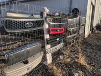 Car Grille Fence