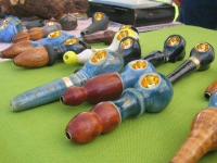 2017 Humboldt Cannifest Artists, Coboo Handmade Pipes