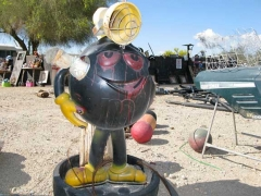 Slab City River Ranch Art or Trash?