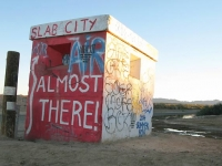 Slab City Guard House