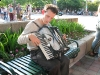 Fort Collins Brewfest Accordian Player