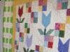 Handmade Quilt Top Stitching by Jeannie