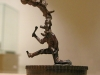 J Fred Woell Miniature Statue Memphis Metal Museum