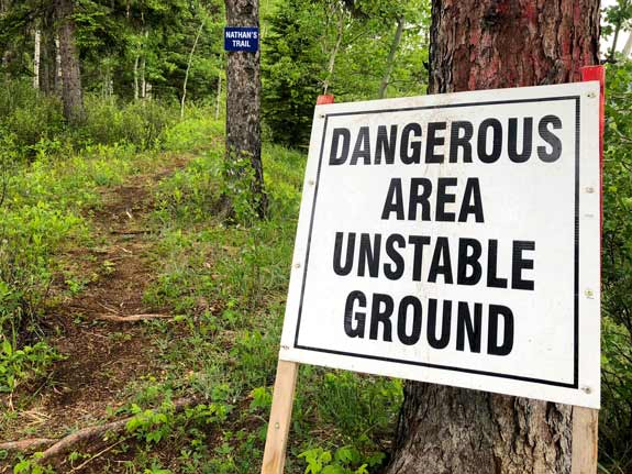climate change and RVing warnings