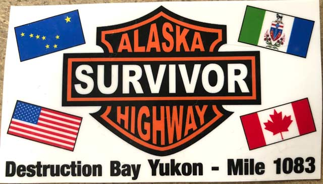 Alaska Highway Survivor