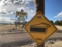 Pie Zone at Pie-o-neer Pies, Pietown NM