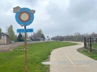 Fort Collins Mason Trail Sign