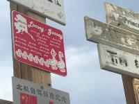 Signpost Forest, Watson Lake BC