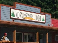 Morning Wood Hotel Skagway Alaska