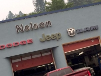 Nelson Dodge Dealer Sign, Nelson BC