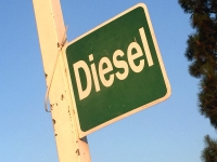 Diesel Sign Whittier CA