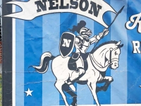Nelson School Banner Whittier CA