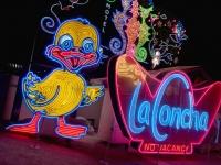 Lost Vegas Neon Museum - La Concha Sign