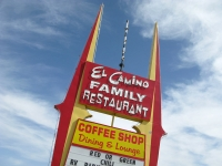 El Camino Family Restaurant in Socorro, NM