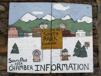 Well spank my ass and call me Charlie, there is a South Park, CO!
