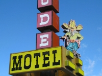 Dude Motel West Yellowstone Wyoming