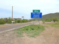 Why, Arizona, Good Question.