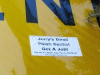 Jerry's Dead Phish Sucks get A Job