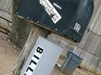 No Bills Mailed to Luckenbach Texas