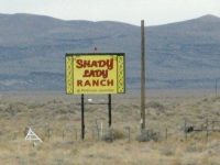 Shady Lady Roadside Brothel Nevada
