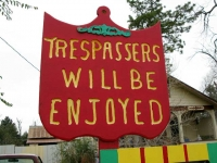 Tresspassing OK in Willard, CO