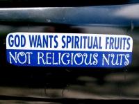 No Religious Nuts