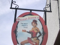 Belgian Jennie's in Jerome, AZ