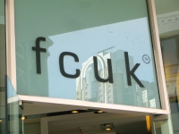 FCUK Store San Francisco