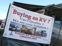 If you need a loan, you can't afford an RV!