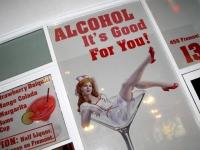 Fremont Street Las Vegas Drunkard Clinic