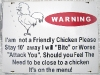 Beware of Chicken at the Desert Inn