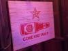 Luckenbach, Texas Lone Star Sign
