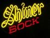 Luckenbach, Texas Shiner Bock Neon Sign