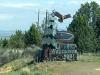 Highway 97 at Oregon State Border